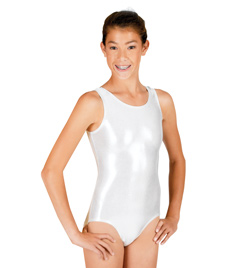 Adult Gymnastic Basic Tank Leotard - Style No G500