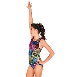 Adult Gymnastic Animal Tank Leotard - Style No G538x