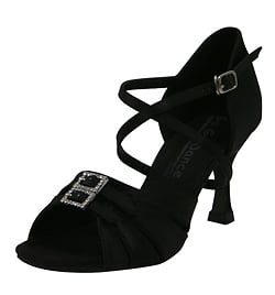 Ladies Latin/Rhythm Ballroom Shoe - Style No GO952
