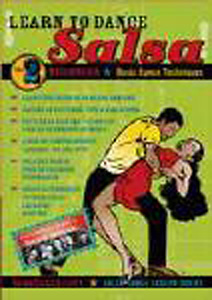 Learn to Dance Salsa, Vol. 2. for Beginners DVD - Style No GUP899702