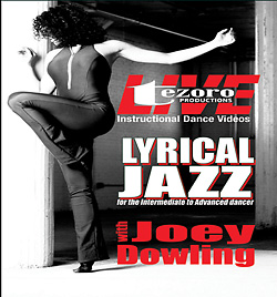 Broadway Dance Center: Lyrical Jazz DVD - Style No GUPBAY066
