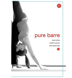 Pure Barre: Ballet, Dance and Pilates Fusion DVD - Style No GUPBAY846