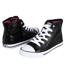 Girls Sequin High Top Sneaker - Style No HIDISCOG
