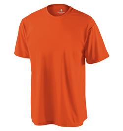 Girls Zoom Short Sleeve Shirt - Style No HOL222249