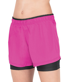 Girls Propel Athletic Short - Style No HOL229419