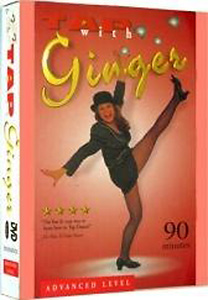 Tap with Ginger 3: Advanced DVD - Style No HTV3DVD
