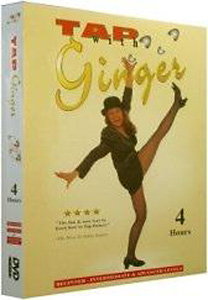 Tap with Ginger Full Series 3-Pack DVD - Style No HTV9