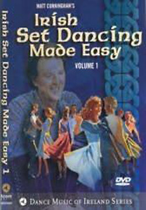 Irish Set Dancing Made Easy Vol. 1 DVD - Style No IRARDVD001