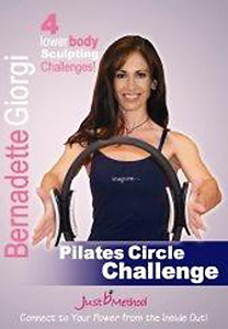 Pilates Circle Challenge DVD - Style No JBM003