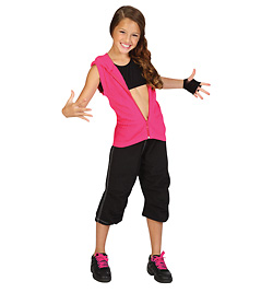 Child Cargo Capri Pant - Style No K3074