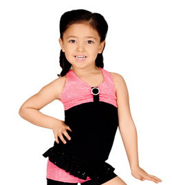 Child Sequin Dot Tank Top - Style No K5088