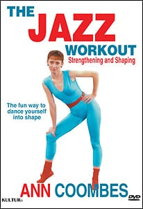 Jazz Workout DVD - Style No KUD1220