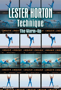 Lester Horton Technique - The Warm-Up DVD - Style No KUD1274