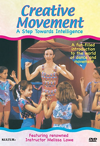 Creative Movement - A Step Towards Intelligence DVD - Style No KUD1353