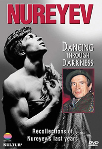 Nureyev - Dancing Through Darkness DVD - Style No KUD2027