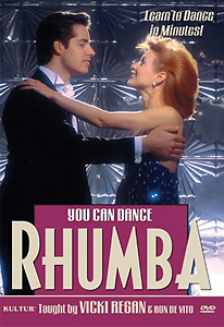 You Can Dance Rhumba DVD - Style No KUD2066