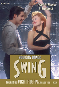 You Can Dance: Swing DVD - Style No KUD2067
