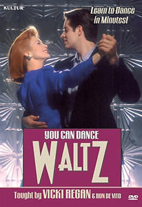 You Can Dance Waltz DVD - Style No KUD2069
