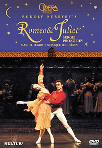 Romeo and Juliet DVD - Style No KUD2102