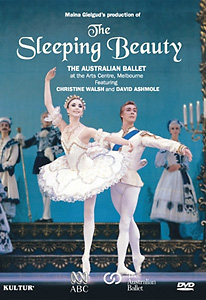 The Sleeping Beauty - The Australian Ballet DVD - Style No KUD2113