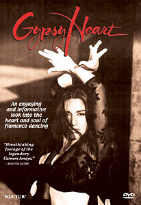 Gypsy Heart: The Heart and Soul of Flamenco Dancing DVD - Style No KUD2142