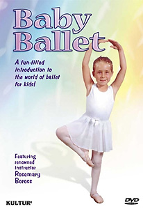 Baby Ballet DVD - Style No KUD2231