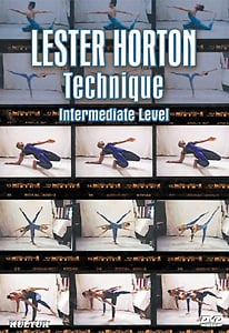 Lester Horton Technique - Intermediate Level DVD - Style No KUD2235