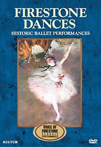 Firestone Dances: Ballet Highlights DVD - Style No KUD2414