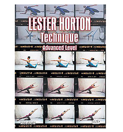 Lester Horton Technique - Advanced Level DVD - Style No KUD2824