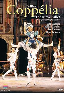 Coppelia - The Kirov Ballet DVD - Style No KUD4068