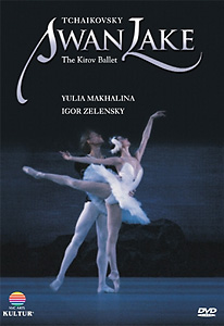 Swan Lake - The Kirov Ballet DVD - Style No KUD4074