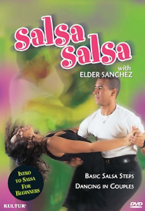 Salsa, Salsa With Elder Sanchez DVD - Style No KUD4217