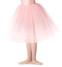 "Girls 20"" Juliet Skirt Soft Tulle - Style No LD137CT"