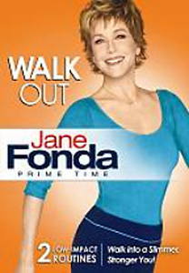 Jane Fonda Prime Time Walkout DVD - Style No LG031398125600