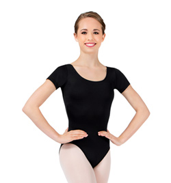 Adult Short Sleeve Leotard - Style No LO03