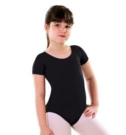 Girls Short Sleeve Leotard - Style No LO04