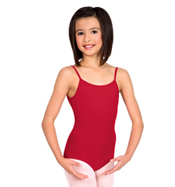 Girls Camisole Leotard - Style No M201CD