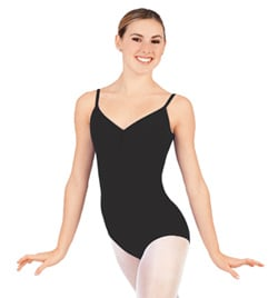 Pinch Front Camisole Leotard - Style No M202LM