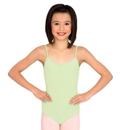 Child Cotton Camisole Leotard - Style No M207C