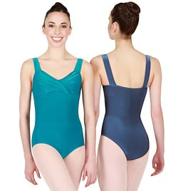 Adult Iridescent Tank Leotard - Style No M410LIx