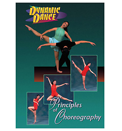 Principles of Choreography DVD - Style No MADPCDVD