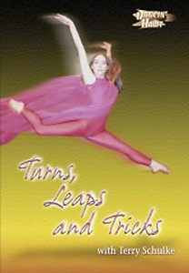 Turns, Leaps and Tricks 1 DVD - Style No MADTLT1WSDVD