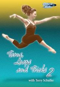 Turns, Leaps, and Tricks 2 DVD - Style No MADTLT2DVD