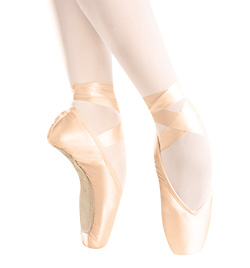 """Maya"" Pointe Shoe - Style No MAYA"