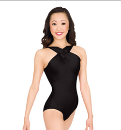Jozette Camisole Leotard With Rope Detail - Style No MJ7128x