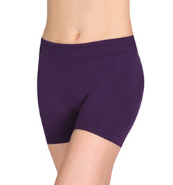Adult 2 1/2 Inseam Lowrise Dance Short - Style No MPS02
