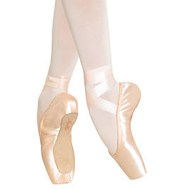 """Advanced"" Pointe Shoe - Style No MS101A"