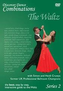 Discover Dance Combinations: The Waltz Series 2 DVD - Style No MVDDDC1698