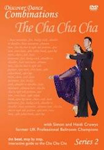 Discover Dance Combinations: The Cha Cha Cha Series 2 DVD - Style No MVDDDC1699
