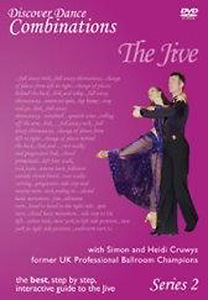 Discover Dance Combinations: The Jive DVD Series 2 - Style No MVDDDC1700